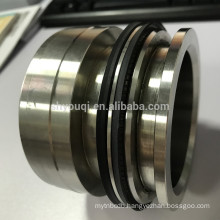 Spring energized PTFE rotary shaft seals Chemical fluid Hydraulic Teflon spring seal for heat sealing oring