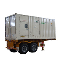 Bf-C1000st Baifa Cummins série 1000kVA insonorisé / silencieux générateur de générateur mobile / mobile