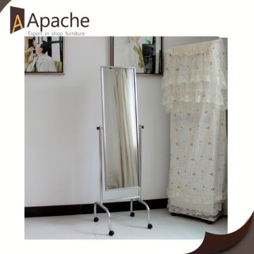 With 9 years experience factory directly metal sign holder clothes rack