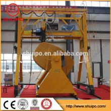 2017 Automatic Welding Machine for Circumferential Seams of Irregular Shaped Tank argon arc welding machine