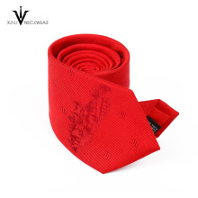 Venda quente Mens projetado gravata em preço barato