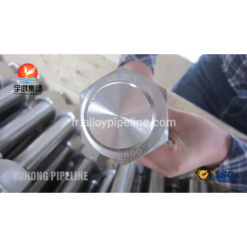 ISO 13680 GB-T23802 UNS NO8028 alliage tubes