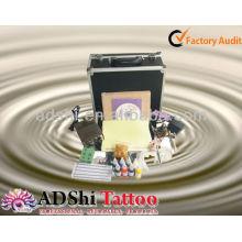 2013 Fabrik direkt verkaufen tragbare und praktische Anfänger oder Starter Tattoo Kits