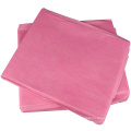 Free Shipping Waterproof nonwoven fabric bed sheet 100pcs/pack disposable bed sheet