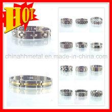 Hot Sale Germanium Magnetic Titanium Bracelet