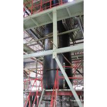 Schwarze HDPE Kunststoffplatte LDPE Geomembrane Lieferanten