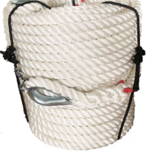 Yly Great Toughness Marine Mooring Rope for Shipping