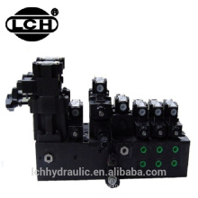 external flash gasoline and engine powered hydraulic factory price power pack unit