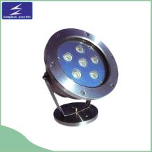 9W LED-Pool-Beleuchtung wasserdicht