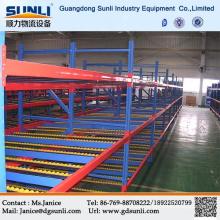 Pallet Carton Flow Warehouse Rack Numbering System