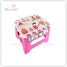 Portable Cartoon Plastic Stool Baby Seat