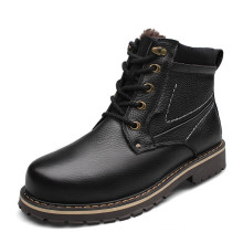 2014 hot sale winter short big size shoes cowboy boots for men