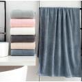 Adult Thicken Soft Cotton Bath Towel Beach Towel