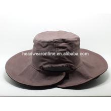 Шляпы и колпаки для вешалок в 2015 году с тканью из ткани