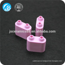 pink ceramic beads for pad heater ceramic heating element