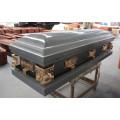 Blue Wooden Casket /Coffins (WM03)