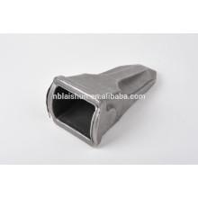 Força wearable escavadeira forjamento balde dentes bucket track link