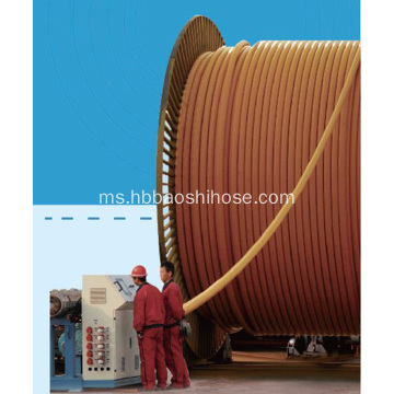 Pipeline Komposit Steel-Braided Pipeline Khas