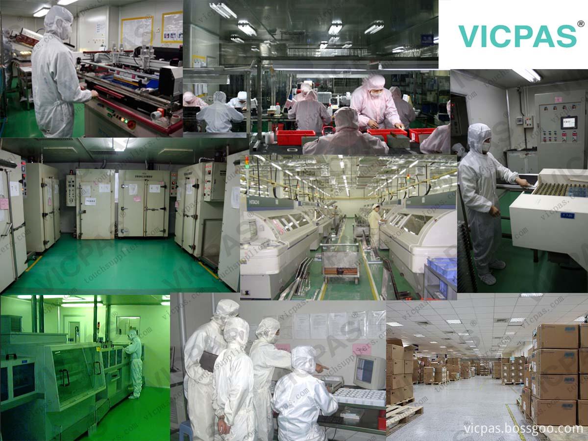 Vicpas Touch Screen