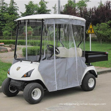 Marshell Electric Utility Windshield Golf Cart with Rear Box (DU-G2)