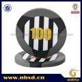 11,5g 2-Tone 3-Stripe ABS Poker Chip