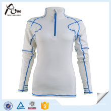 Women Design Sportswear Long Sleeve Gym Training Shirt