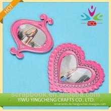 Mini Bulk digital Photo Frame/schöne rosa Fotorahmen