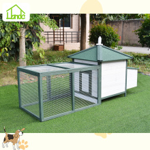 Outdoor wooden poultry coop/chicken hutch for sale