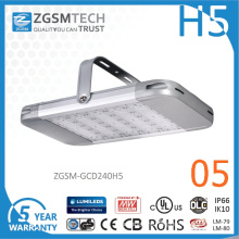 2016 New 240W LED High Bay Luminaires with Lumileds 3030 Super Bright LED