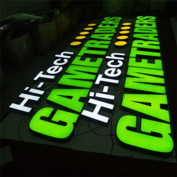 Custom Signage Price Sign Grossister