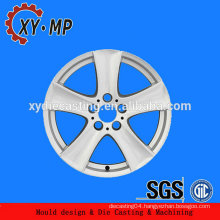 Injection cast top quality factory sell autp wheels spare parts