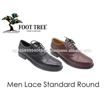 Foottree Hommes Comfort Chaussures en cuir 9031
