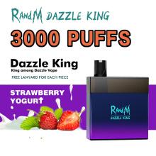 3000 Puffs E-Zigarette Elektronische Box Mod Vape