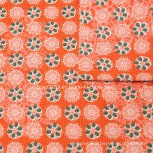 21Wales tecido de veludo feito de algodão 100% para vestuário com impresso