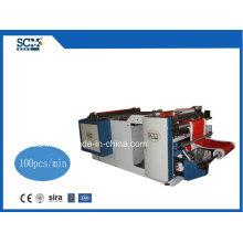 Servo Motor Automático de Alta Precisão Paper Cross Cutting Unit