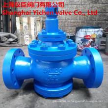 Y43h/Y Pilotkolbentyp Dampfdruckminderer