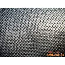 Diamond embossed aluminum sheet metal plate