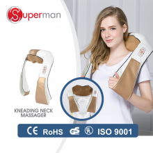 Healthcare product electric neck shoulder massager back pain relief massage belt
