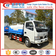 DFAC 4X2 mini water tanks prices/water tank truck for sale