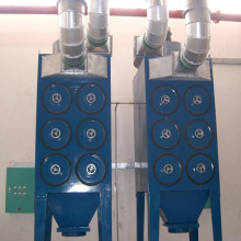 High Efficiency Solenoid Industry Dust Collector Machine