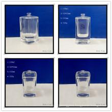 100ml Rectangle Shape Glass Perfume Bottles