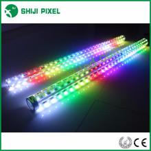 360degree couleur changeant l'amusement programmable numérique barre d'autocollant conduit lumière