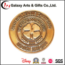 Подгонять металла и золото типа редких сувенирные монеты медаль как продвижение Gfits