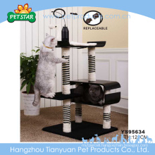 China Factory Hot Wooden Cat Tree