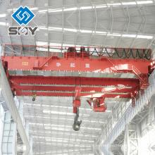 Heavy Duty Double Beam Steel Grúa de la fábrica, grúa de fundición