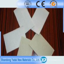 Preço não tecido do geotêxtil dos PP para a estrada / estrada de ferro (tela não tecida) 200G / M2