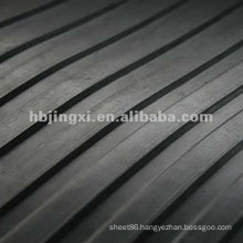 Smooth or Ribbed Insulation Rubber Sheet / Mat