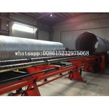 Corrugated Galvanized Stainless Steel Pipe Making Machine