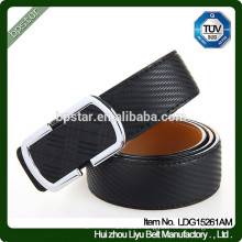 Man Formal Wide Black Genuine Leather Belt For Business/cintos de couro cinto de couro para homens