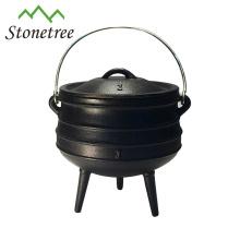 3 Legs Casting Iron Pot Potjie Pot